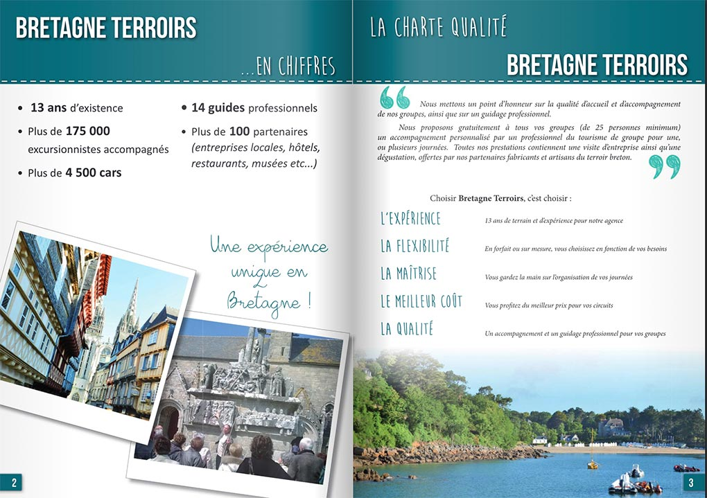 Bretagne Terroirs 2018 - Catalogue de 31 destinations gourmandes